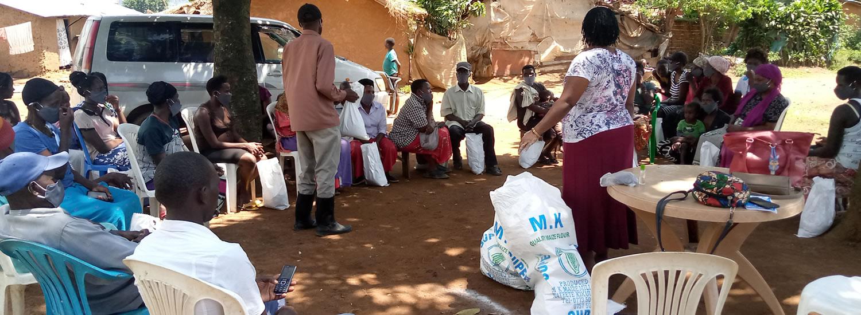 COVID 19, food aid response