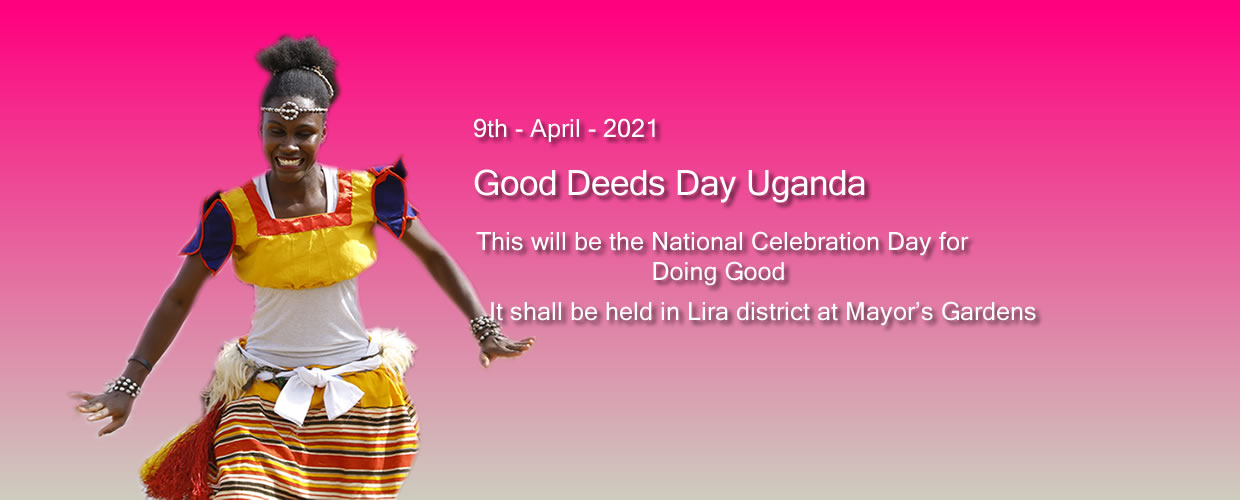 9th April Good Deeds day 2021